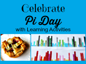 Celebrate Pi Day with Learning Activities
