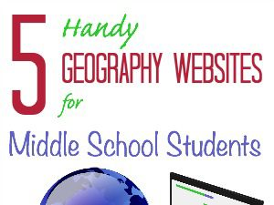 5 Handy Geography Websites for Middle School Students