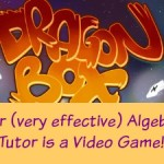 Surprise!  Our (Very Effective) Algebra Tutor is a Video Game