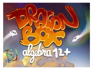 DragonBoxAlgebra12+