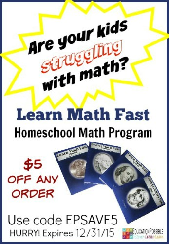 Using the Learn Math Fast System, a homechool ... - YouTube