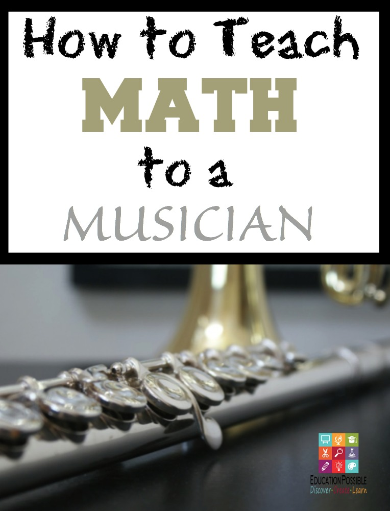 How to Teach Math to a Musician - Education Possible