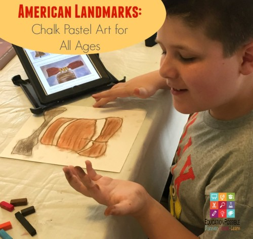 Chalk Pastel Art Tutorials for All Ages - Education Possible