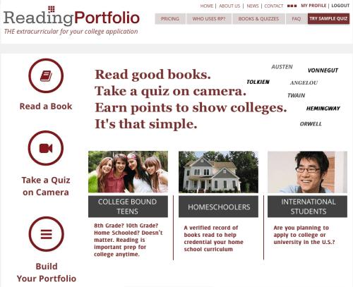 Reading Portfolio - Build the Best Teen Summer Reading List