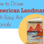 How to Draw American Landmarks with Easy Art Tutorials