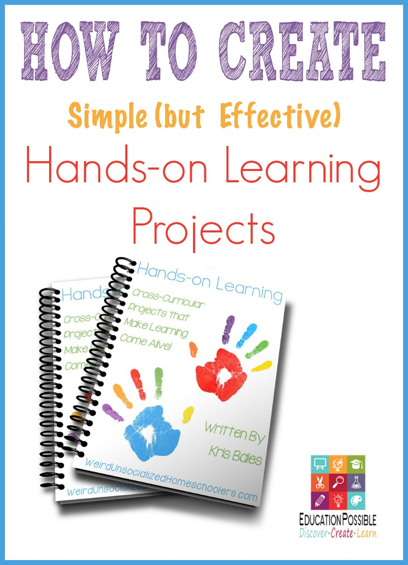 How to Create Hands-on Learning Projects - Education Possible