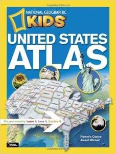 Kids United States Atlas