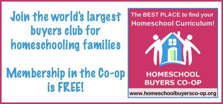 Join Homeschool Buyers Co-op