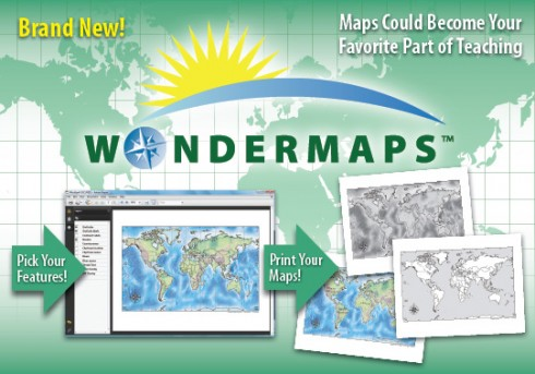Wonder Maps
