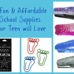 9 Fun & Affordable School Supplies your Teen will Love