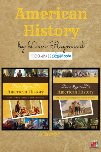 American History by Dave Raymond - Compass Classroom @Education Possible