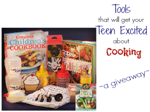 Tools that will Get your Teen Excited about Cooking