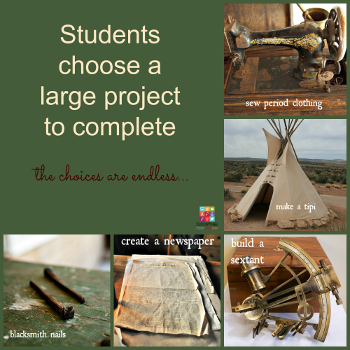 American History by Dave Raymond Review - Compass Classroom @EducationPossible