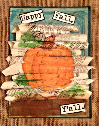 Fall Mixed Media Course