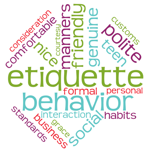 Etiquette is an Important Life Skill to Focus on for Teens  We've been teaching our kids manners since they were little, but we're not done yet. Learning etiquette is a life-long endeavor. There are many topics and situations teens need to learn about and figure out how to navigate. Discover what etiquette skills your middle school and high school students should be working on. Remember, manners never go out of style.