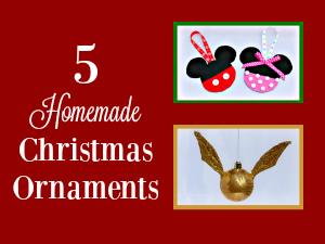 5 Homemade Christmas Ornaments Teens will want to Make