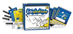 Telestrations. 6 Board Games that will Keep your Teen's Interest Board games are a great way for families to spend time together. Just because your kids are growing up, doesn't mean you have to stop playing them. Instead, get some new games that will challenge your teen and breathe new life into your family time. Here are six that are perfect older kids. Great gifts and fun activities.