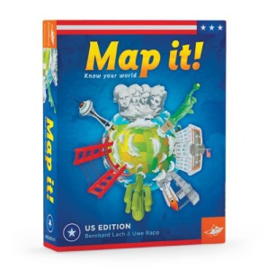Map It! US