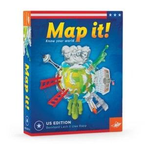 Map It! US