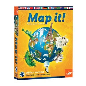 Map It! World