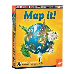 Map It! World