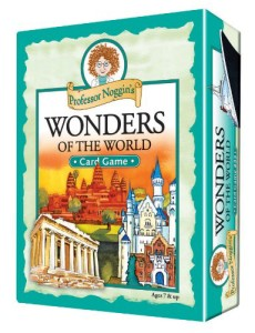 Professor Noggin Wonders of the World