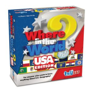 Where in the World USA