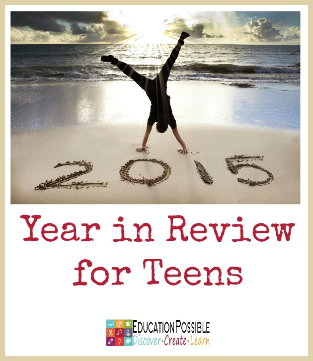 2015 Year in Review for Teens - Education Possible