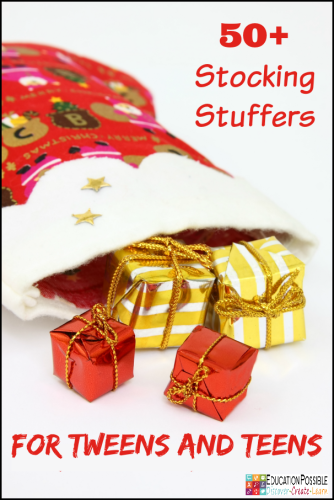 Cool Stocking Stuffers 50+ cool stocking stuffer ideas for tweens and teens