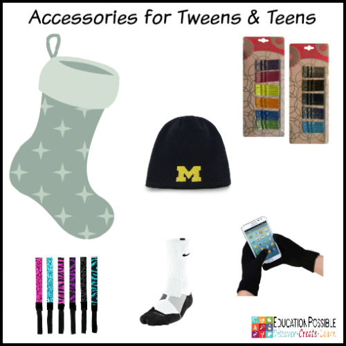 50  Cool Stocking Stuffer Ideas for Tweens and Teens Struggling with what  to put in. 50  Cool Stocking Stuffer Ideas for Tweens and Teens