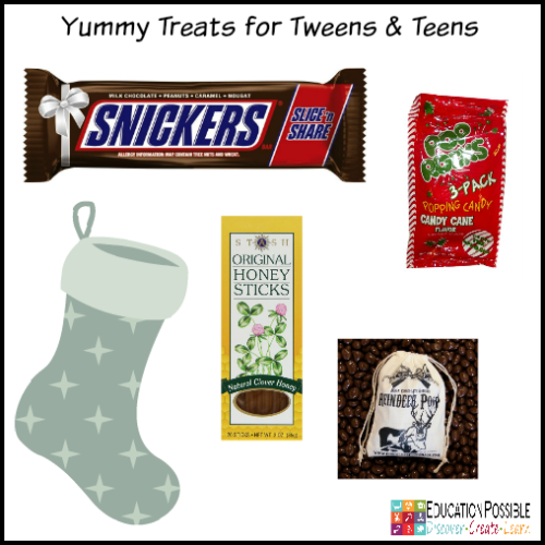 50 Cool Stocking Stuffer Ideas For Tweens And Teens