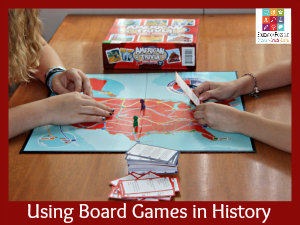 Board Games are a Simple Way to Make American History Fun & Interesting