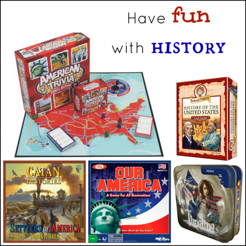 american history games