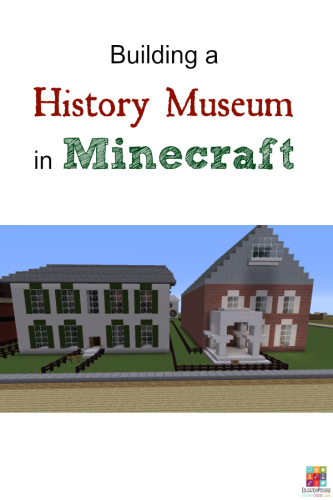Does your middle schooler like to play Minecraft? Add the game to your lesson plan activities. My teen is taking an online class called Minecraft History Museum. Over the course of 10 weeks (or lessons), kids design and create a history museum exhibit, based on the life of a historical figure. It's a wonderful way to bring history to life for older kids.
