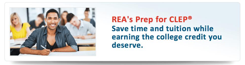 REA CLEP Test Prep