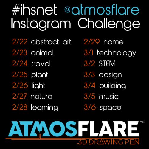 AtmosFlare Instagram Challenge