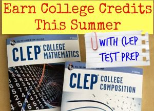 CLEP Test Prep - Eduation Possible