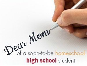 Dear Homeschool Mom - Education Possible