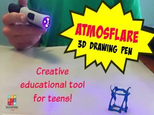 3D Pen: A Cool and Affordable Educational Tool for Teens