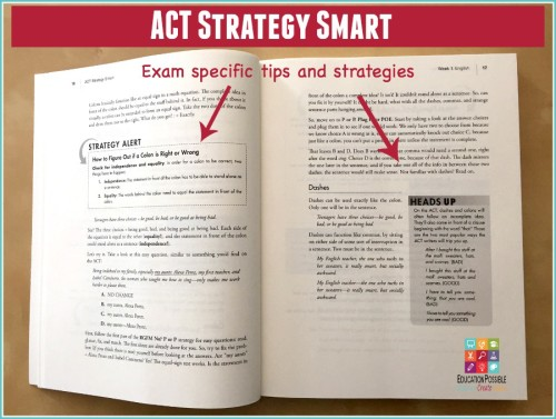 ACT Strategy Smart