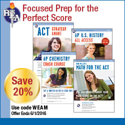 ACT Exam Prep - GIVEAWAY