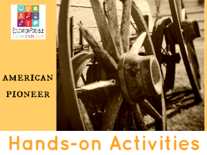 If your middle school student is currently learning about the American Pioneers, make sure to add some of these interactive history activities into your lesson plans. Hands-on history projects for tweens/teens.