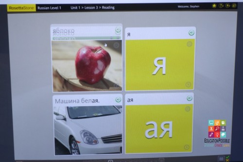Homeschool Language Learning with Rosetta Stone - Education Possible
