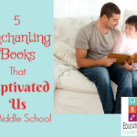 5 Enchanting Books That Captivated Us in Middle School