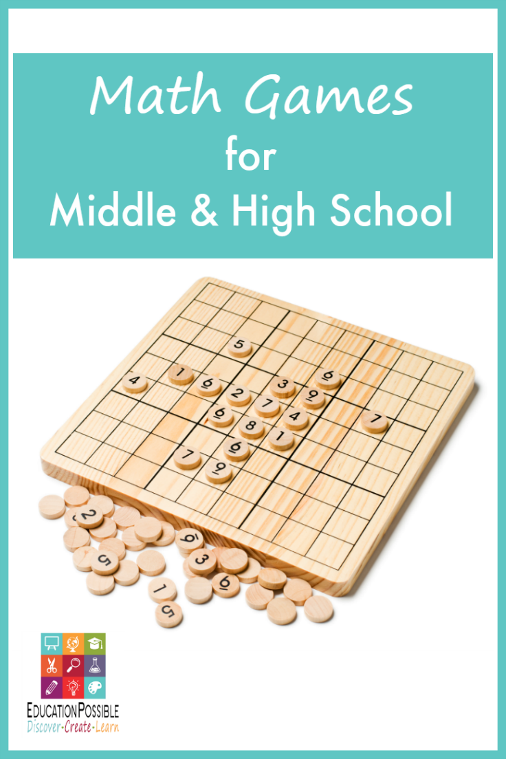 math games for middle school. Black Bedroom Furniture Sets. Home Design Ideas