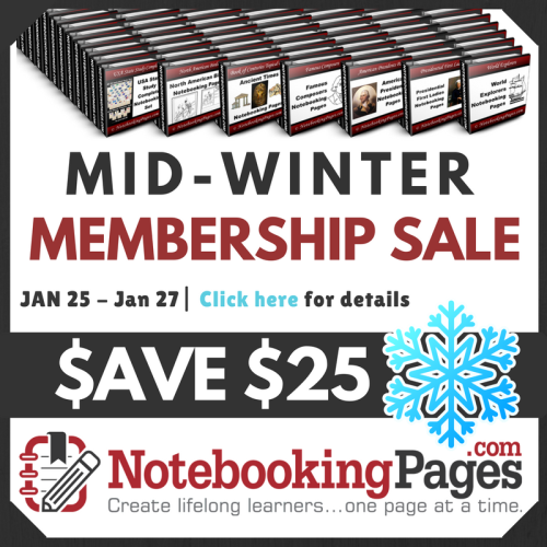notebooking sale