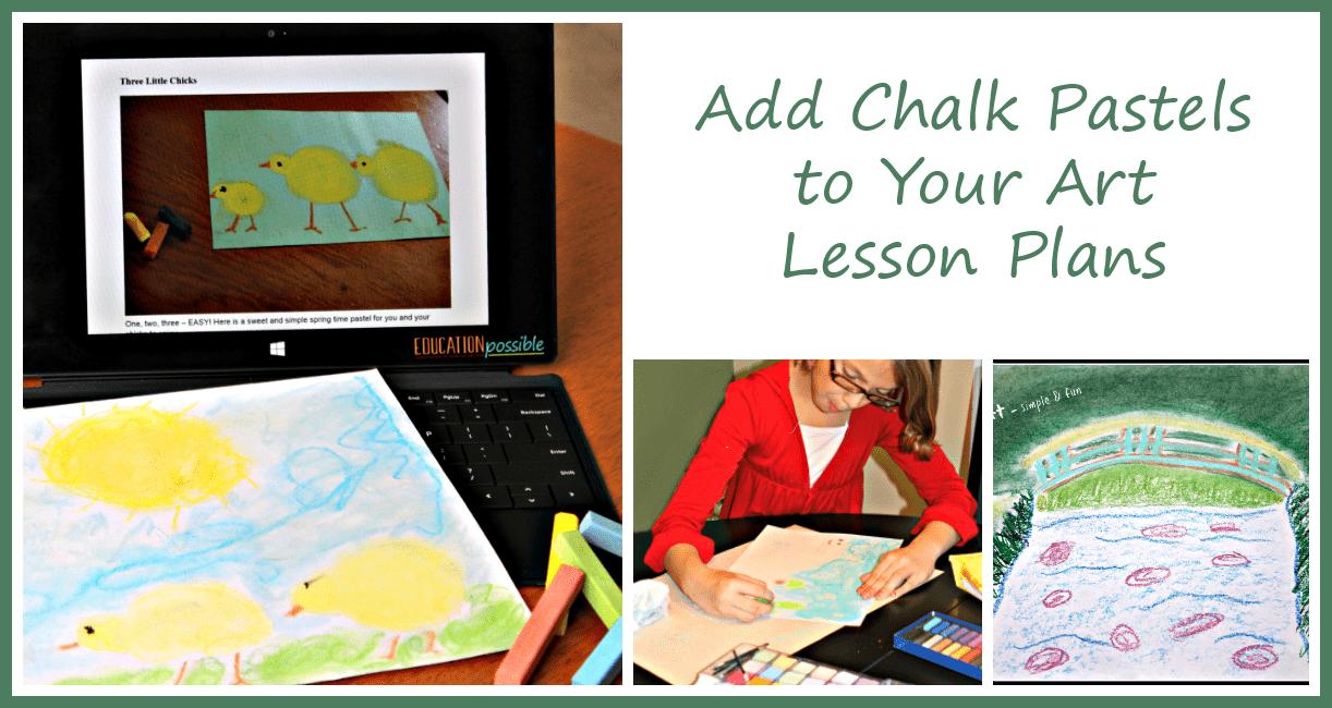 4 Simple Reasons Chalk Art is a Favorite of Homeschoolers