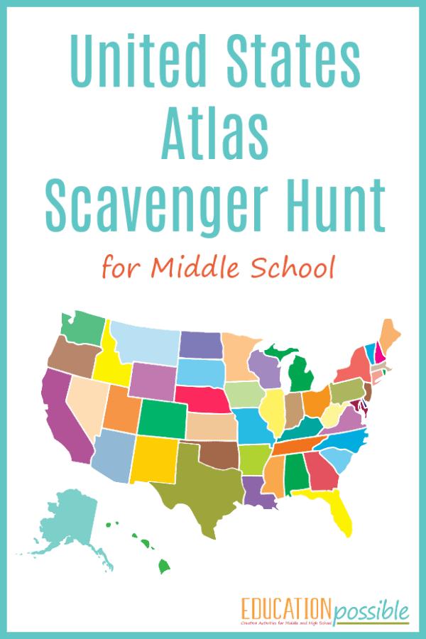 United states atlas scavenger hunt atlas scavenger hunt save gumiabroncs Image collections