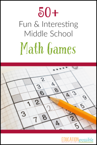 High School Math Games | Study.com